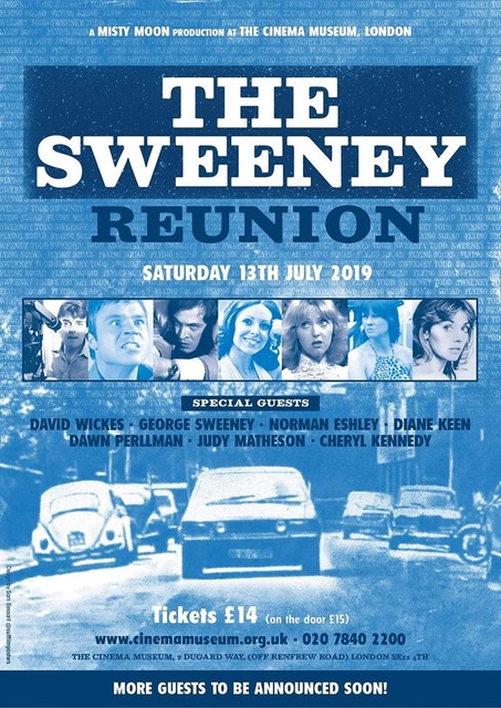 THE SWEENEY! REUNION | David Wickes Productions